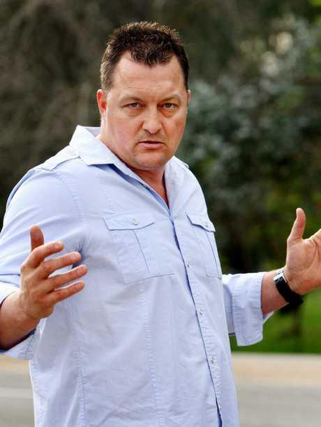 Former drug squad detective Paul Dale.
