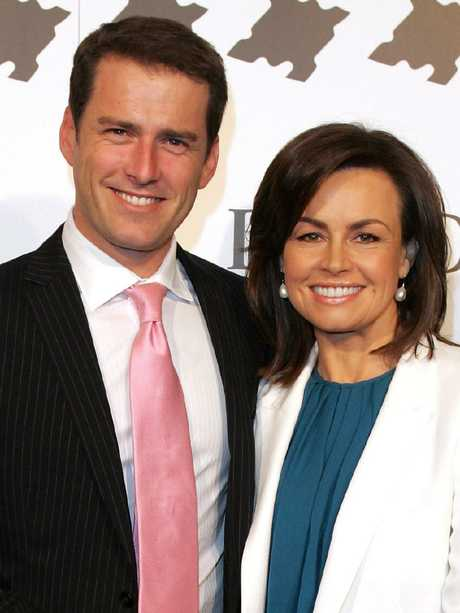 With his former Today co-star Lisa Wilkinson in 2009.