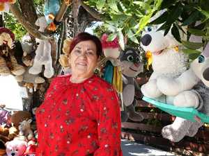 The woman behind iconic Holland Park 'stuffed animal tree'