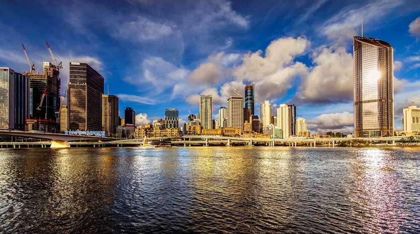 An uptick in luxury hotels is enhancing Brisbane's reputation. Picture: Richard Walker/AAP
