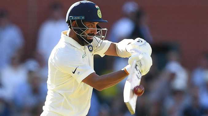Cheteshwar Pujara earned plenty of plaudits for his big innings.