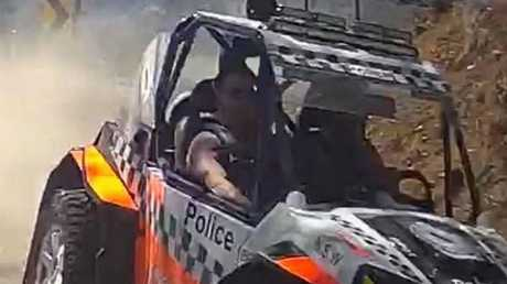 Charges laid after buggy with illegal NSW police markings seized