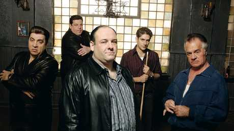 The Sopranos: More than a passing resemblance.