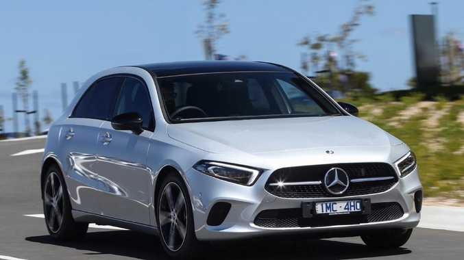 Cut-price Mercedes performer nudges into hot-hatch territory