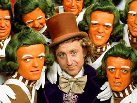 Violet was the only child who showed sympathy towards the Oompa Loompas.