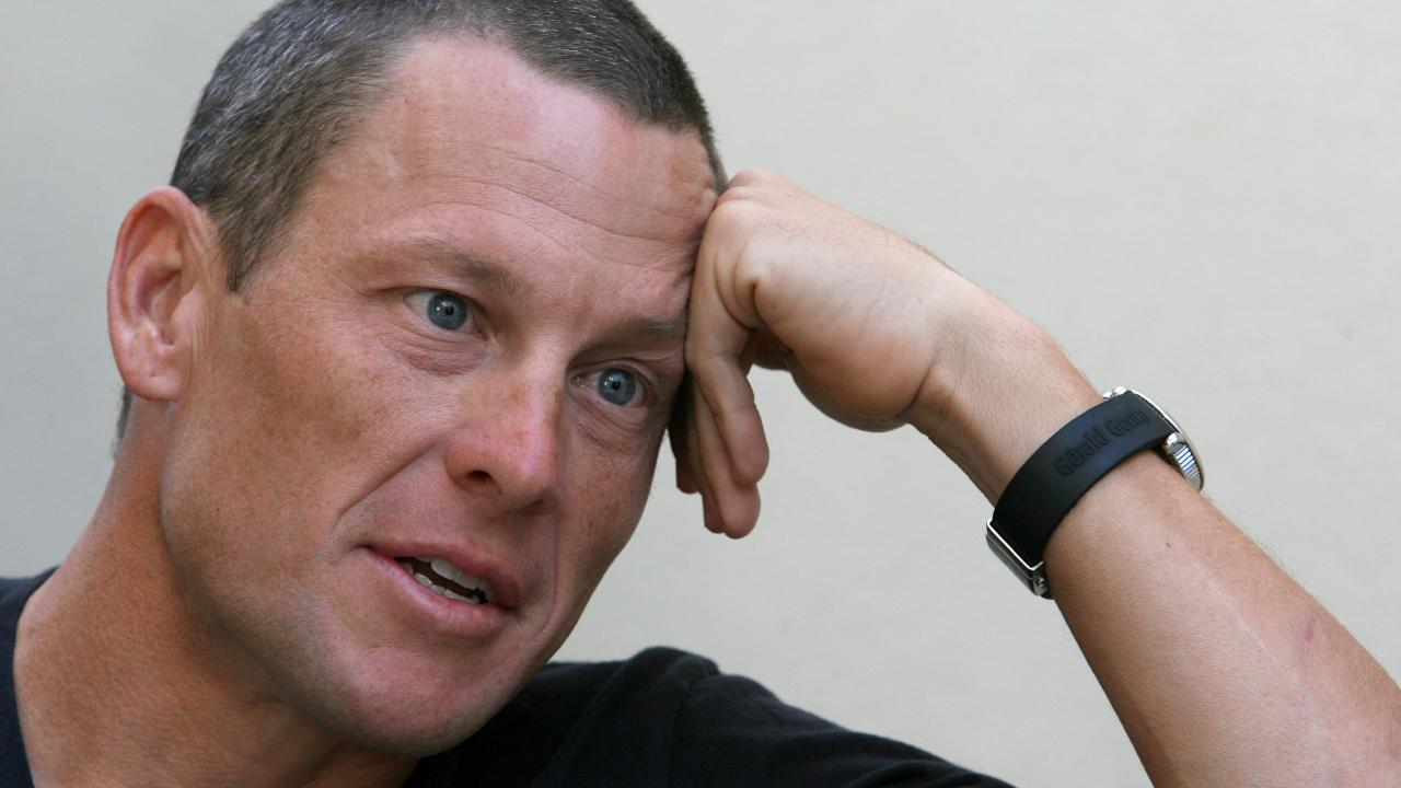 Disgraced cyclist Lance Armstrong has landed on his feet.