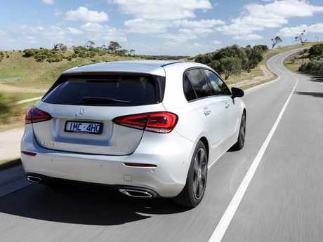 A250 4Matic: The driver's pick with sporty exhaust note and paddle-shifters