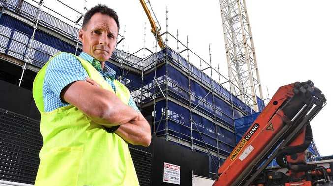 Brisbane developer Murray Thornton, managing director of Devcorp.