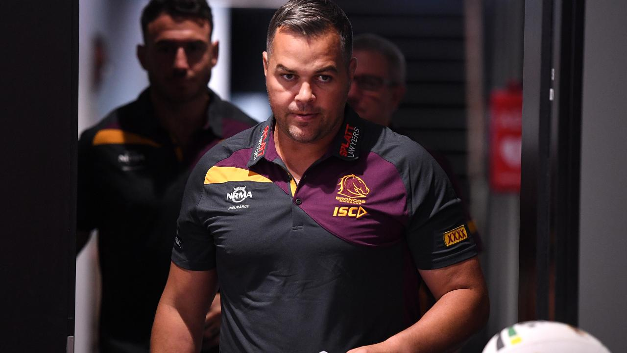 Seibold can only succeed in his own way. (AAP Image/Dan Peled)