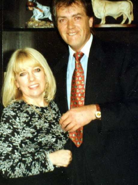 Terence and Christine Hodson, who were found dead in their East Kew home.