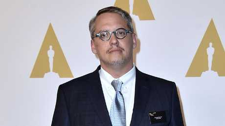 Vice director and Golden Globe nominee Adam McKay is the talk of Hollywood after his biopic scooped six nominations. Picture: Jordan Strauss/Invision