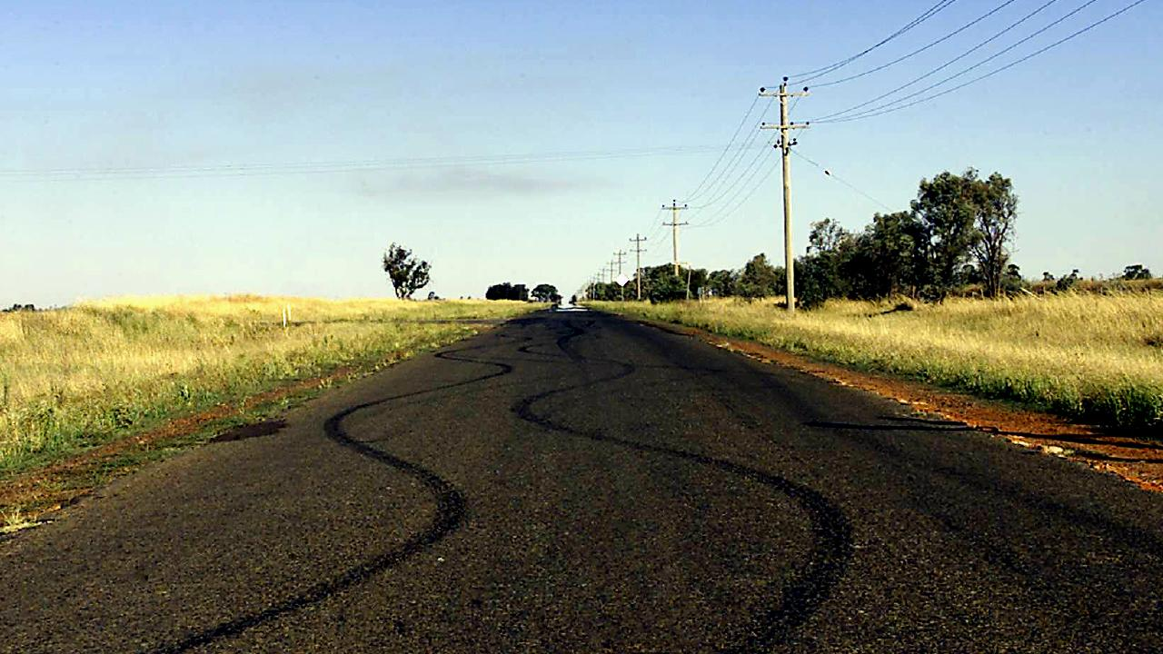 Despite a national strategy to reduce road deaths in Australia, the number of people killed in crashes each year has barely improved. Picture: Lannon Harley