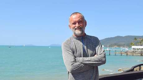 Dr John Hadok, the doctor who treated shark attack victim Justine Barwick