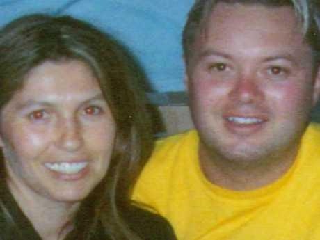 Roberta Williams, left, wife of slain Melbourne underworld kingpin Carl Williams says everyone knew Lawyer X got information from all sides.