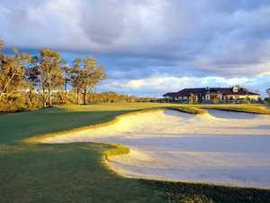 Greg Norman-designed golf course sold to over-50s developer