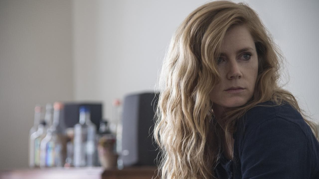 Amy Adams earned a rare Globes nomination hat trick. Picture: Anne Marie Fox/HBO