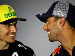 Ricciardo's new teammate issues warning