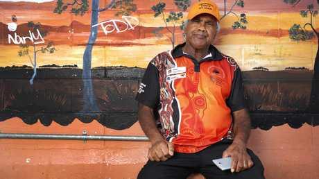 Cherbourg Aboriginal Shire Council Mayor Arnold Murray. Picture: Lachie Millard
