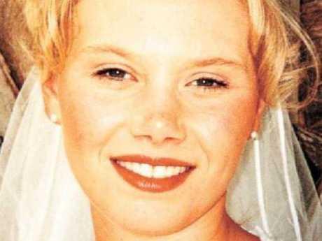 April Barber was shot dead by her husband.