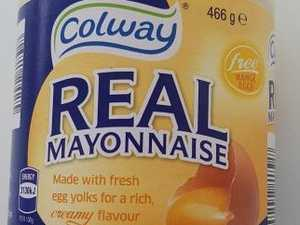 RECALL: Aldi mayonnaise warning
