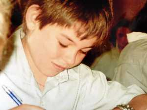 Touching tribute 15 years after Daniel's disappearance