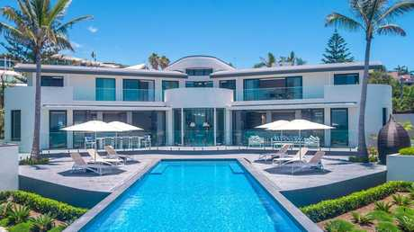 This property at 21-23 Webb Rd, Sunshine Beach, sold for $18 million this year.