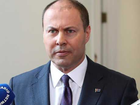 """Staff of former Energy Minister Josh Frydenberg said Alex Turnbull """"ramped up"""" his political advice during negotiations about the Coalition's energy policy. Picture Kym Smith"""