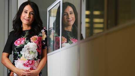 REIQ chief executive Antonia Mercorella. Photo: Claudia Baxter.