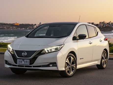 Nissan Leaf: The coming EV will cover up to 240km on one battery charge