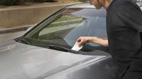 Finding a ticket on your windshield is never a fun time, but especially when it's not your fault.