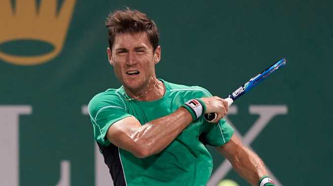 Matthew Ebden is part of Australia's tennis renaissance. Picture: Getty Images