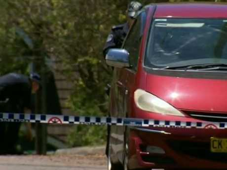Kate Waterworth, 11, fell from the family's van and is fighting for her life. Picture: Nine News