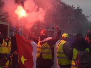 Paris burns: 'ultra-violent' mobs