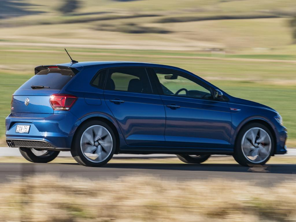 Not just Golf GTI-lite: Polo's set-up make for a secure ride, similar to the larger hatch