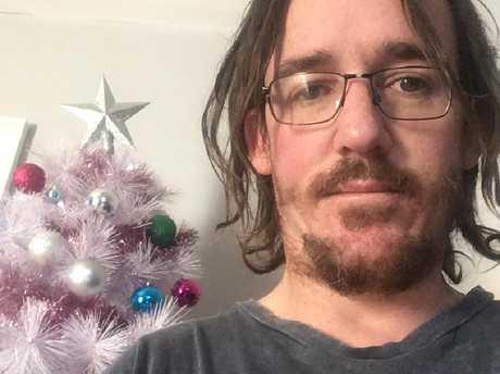 Wollongong dad Rory O'Grady.