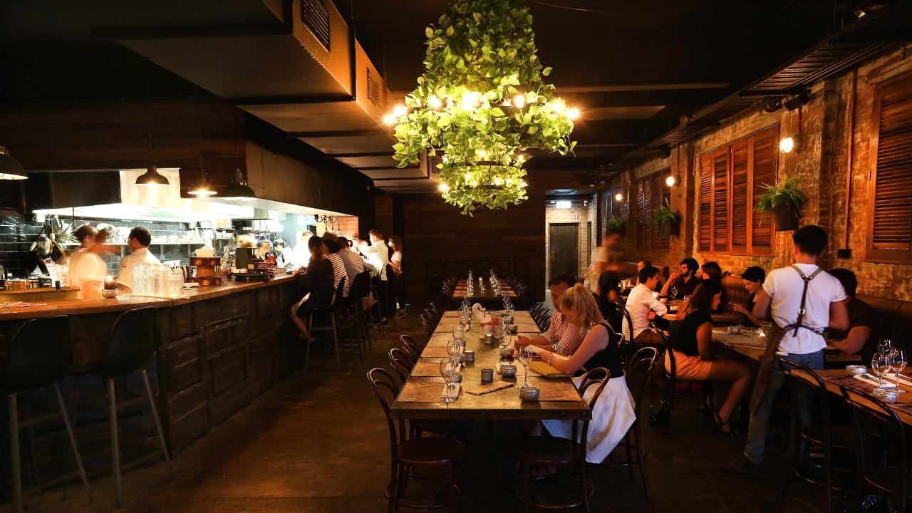 Brisbane News restaurant page. Longtime Restaurant, Fortitude Valley. Reviewed dish  - the slider platter - the whole fried fish.