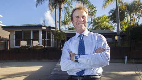 Tom Offermann of Tom Offermann Real Estate. Picture: Jack Tran.