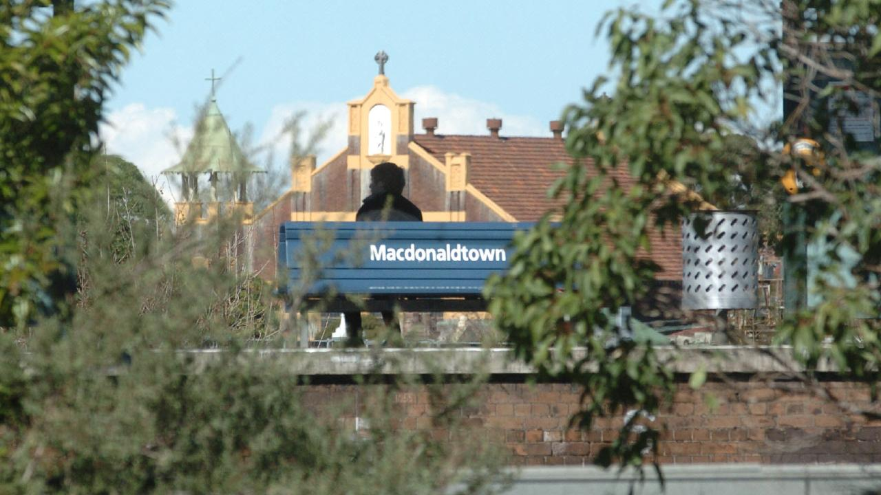 Have you ever wondered what happened to Macdonaldtown? Picture: John Grainger