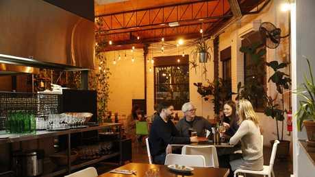 Qweekend restaurant review: Golden Pig, Newstead