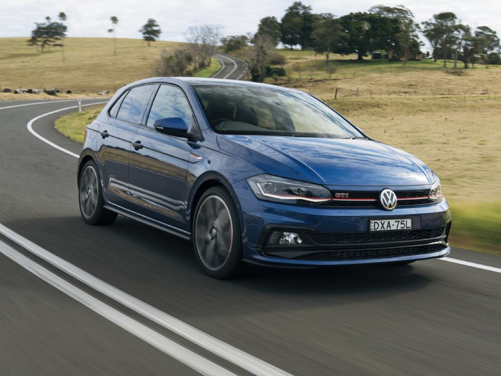 Polo GTI: All the performance you can use