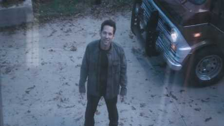 Paul Rudd stars in the new Avengers movie.