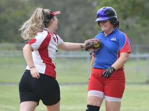 Maryborough Softball: December 8