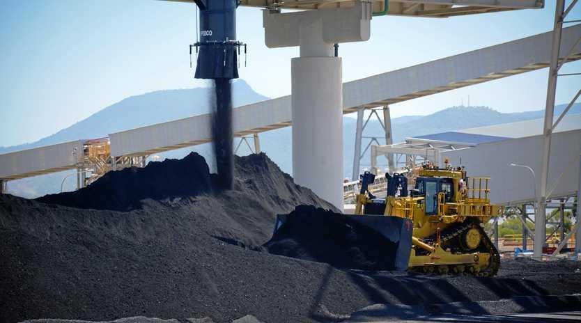 Coal exports totalled $34.9 billion in October