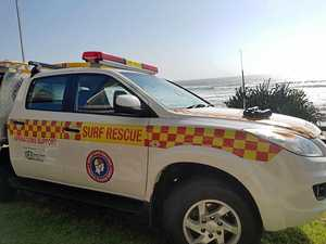 Shark attack leaves surfer seriously injured