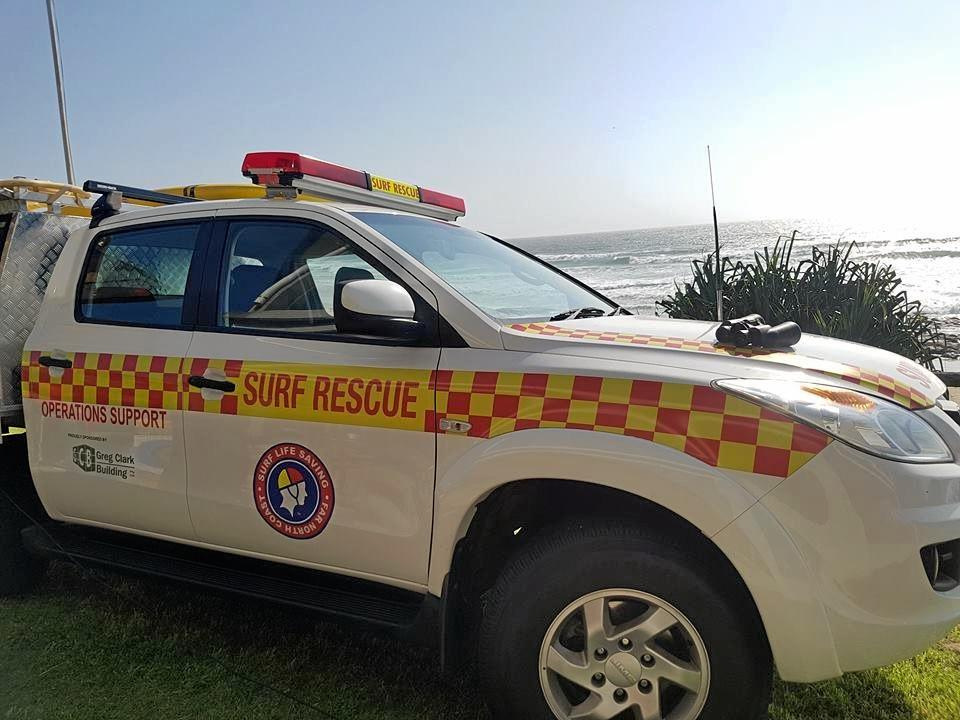 EMERGENCY: A man has been attacked by a shark whilst surfing at Nambucca Heads.