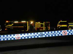 Man killed in crash west of Mackay