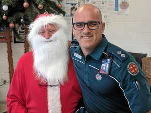Paramedic's wish list for those celebrating Christmas