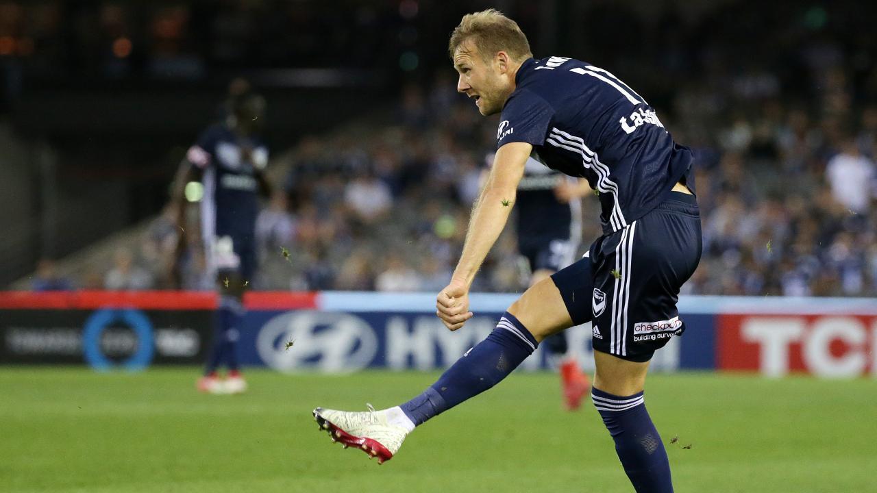 Ola Toivonen scored a screamer against Sydney FC.