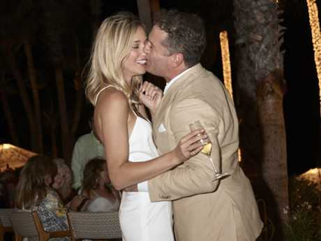 Karl Stefanovic and Jasmine Yarbrough are about to tie the knot.