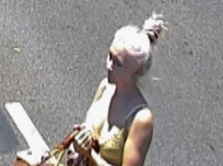 Police investigating the death of 24-year-old Toyah Cordingley have released CCTV images of Toyah taken on Sunday, October 21 near Rusty's Markets. The vision shows Toyah crossing at the intersection of Sheridan Street at about 12.40 pm.